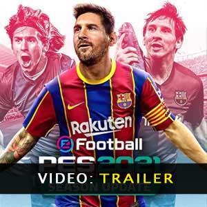PES 2021 Trailer-Video