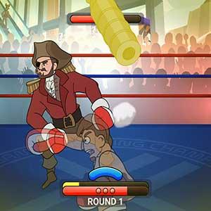 schnüren Sie Ihre Boxhandschuhe