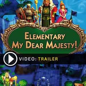 Elementary My Dear Majesty Key Kaufen Preisvergleich