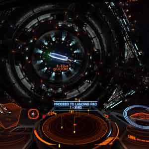 Elite Dangerous Raumschiff