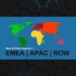 Neue CD Key Regionen: EMEA, APAC und RoW