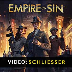 Empire of Sin-Trailer-Video