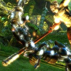 Enslaved Odyssey to the West Kampf
