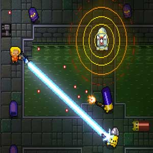 Enter the Gungeon Laser