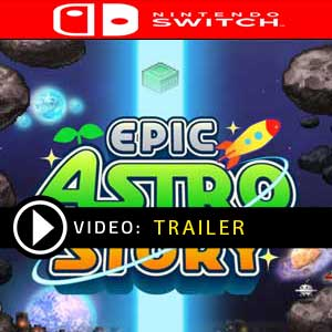 Epic Astro Story Nintendo Switch Gameplay Video