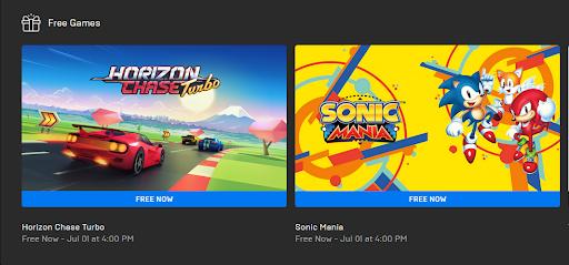 epic free games weekly sale
