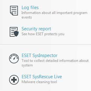 Eset Nod32 Global License Werkzeuge