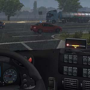 Euro Truck Simulator 2 - Spieler HUD