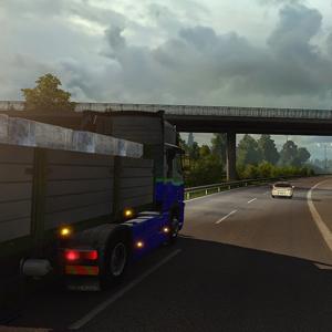 Euro Truck Simulator 2 Scandinavia DLC Autobahn