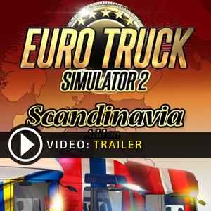 Euro Truck Simulator 2 Scandinavia Key Kaufen Preisvergleich