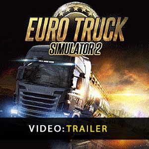 Euro Truck Simulator 2 Video-Trailer