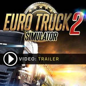 Euro Truck Simulator 2 CD KEY kaufen - Preisvergleich
