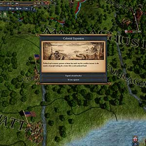 Europa Universalis 4 American Dream