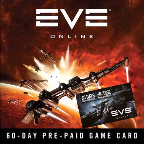 EVE Online 60 Tage Prepaid Karte kaufen