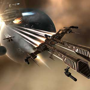 Eve Online Galaxis