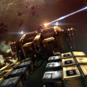 Eve Online kolonisiert