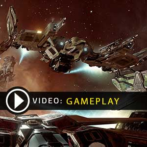 EVE Valkyrie Gameplay Video