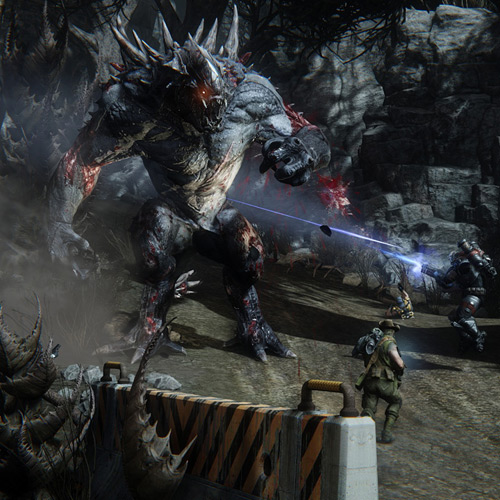Evolve PS4 Gameplay