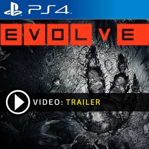 Evolve PS4 Digital Download und Box Edition