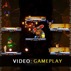 Exit The Gungeon Gameplay Video