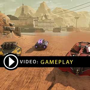 ExoTanks MOBA Gameplay Video