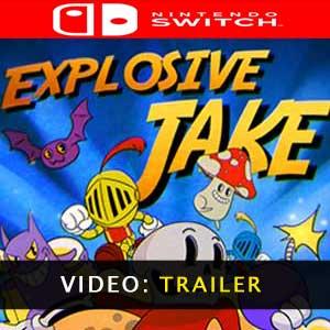 Kaufe Explosive Jake Nintendo Switch Preisvergleich
