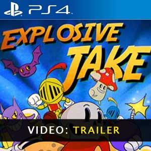 Explosive Jake