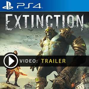 Extinction PS4 Digital Download und Box Edition