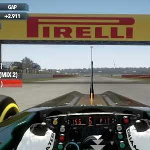 F1 2012 Treiber