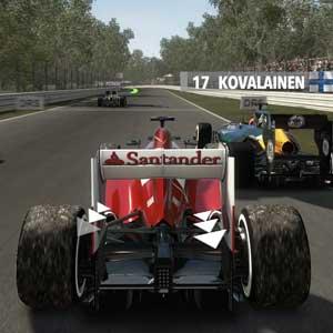 F1 2012 Rennen