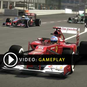 F1 2012 CD Key Gameplay Video