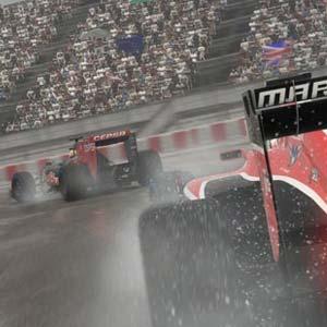 F1 2013 Klima