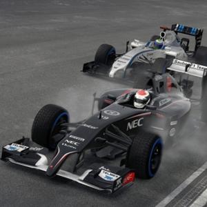F1 2015 PS4 Rennen gegen Großbritannien