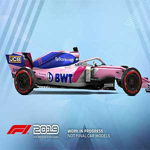 F1 2019 BWT Racing Point