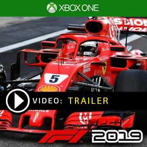 F1 2019 Xbox One Digital Download und Box Edition