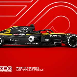 F1 2020 Infiniti