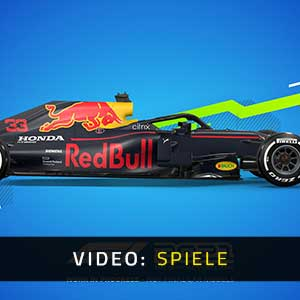 F1 2021 Video Gameplay