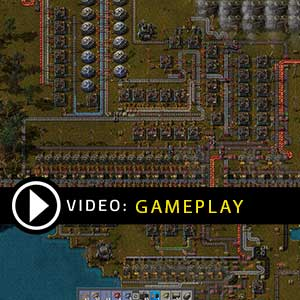 Factorio Gameplay Video