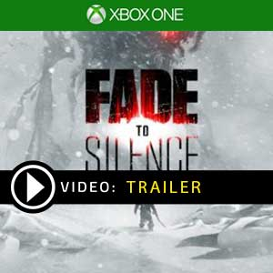 Fade to Silence Xbox One Digital Download und Box Edition