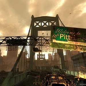 Fallout 3 The Pitt