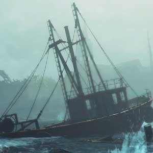 Fallout 4 Far Harbor Mysteriöse Insel