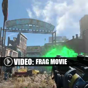 Fallout 4 Frag Movie