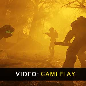 Fallout 76 Nuclear Winter Gameplay Video