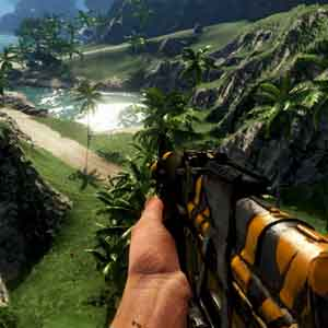 FAR CRY 3 Waffe