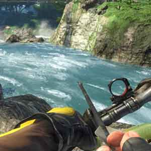 FAR CRY 3 Waffe: Auto Crossbow