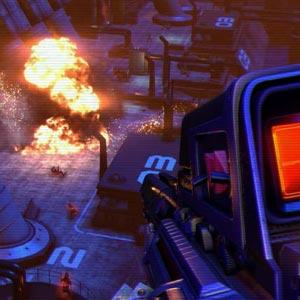 Far Cry 3 Blood Dragon Waffe