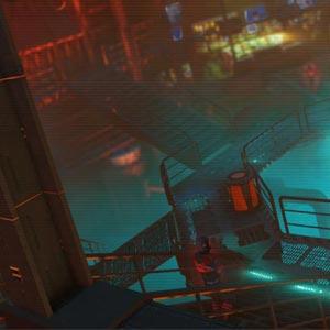 Far Cry 3 Blood Dragon Rakete