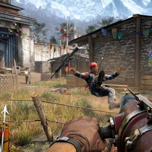 Far Cry 4 PS4 Screenshot - Schlacht