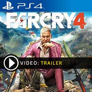Far Cry 4 PS4 Digital Download und Box Edition