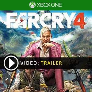 Far Cry 4 Xbox one Digital Download und Box Edition